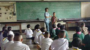 'ดาว์พงษ์' ชงหลักสูตรการศึกษาใหม่ ป.1-3 เลิกเรียนเที่ยง