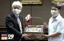 อายิโนะโมะโต๊ะ มอบเงินและผลิตภัณฑ์กว่า 5 ล้านบาท สนับสนุนทีมแพทย์สู้วิกฤตโควิด-19