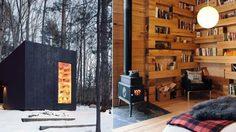 """ฟีลกู๊ดไปอีก! """"ห้องสมุดกลางป่า"""" สวรรค์ของคนรักหนังสือ"""
