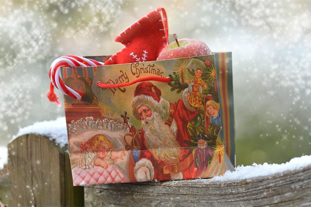 ตัวจริงของซานตาครอส คือนักบุญนิโคลัส