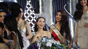 โม จิรัชยา ศิริมงคลนาวิน Miss Tiffany's Universe 2016