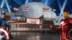 The Marvel Experience Thailand รวมตัวเหล่าซุปเปอร์ฮีโร่ พิทักษ์จักรวาลมาร์เวล