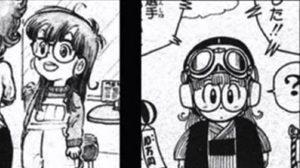 รวมพัฒนาการตัวละครการ์ตูน อนิเมะและมังงะ!!