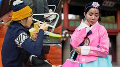 ไม่คิดว่าจะกล้าทำ หนึ่ง บางปู นักร้องดัง นั่งกินกับพื้นกลางสนามบินเกาหลี ไม่แคร์สายตาคน