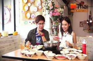 ตามรอยนักชิม - มานีมีหม้อ ต้นตำหรับชาบูมันกุ้งแห่งเดียวในเมืองไทย