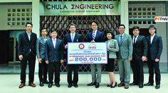 กลุ่ม Isuzu สนับสนุนกองทุนวิจัยวิศวกรรมศาสตร์จุฬาฯ-อีซูซุต่อเนื่องเป็นปีที่ 10