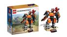 ปล่อยออกมาแล้ว LEGO Overwatch Omnic Bastion วางจำหน่ายแล้ว