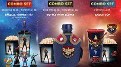 สาวก Captain Marvel ต้องโดน กับ 3 คอมโบเซ็ทของสะสม จาก SF