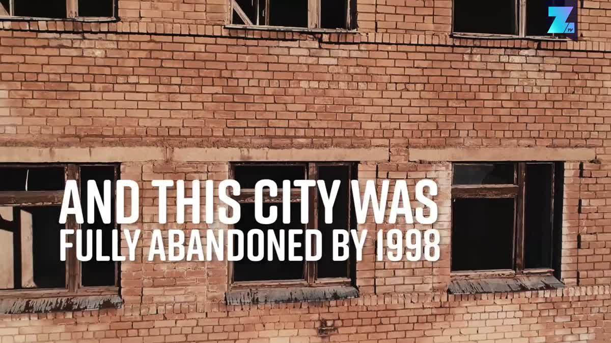 Urban Exploration: The Hidden Soviet City
