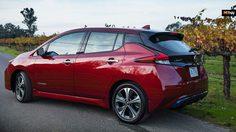 Nissan Leaf 2019 รถยนต์ไฟฟ้า รุ่นใหม่ ที่มาพร้อมกับขุมกำลังขนาดใหม่และใหญ่กว่าเดิม