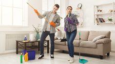เทคนิคดีๆช่วยทำให้การ ทำความสะอาดบ้าน เป็นเรื่องที่ง่ายกว่าเดิม