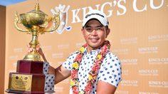 ชาน ชี-ชาง โปรไต้หวันคว้าแชมป์กอล์ฟคิงส์คัพ พร้อมเงิน 4.86 ล้าน!