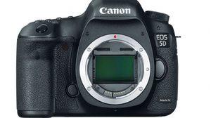 สเปคหลุด Canon 5D Mark IV และ IVc Crop เซนเซอร์ก็มา