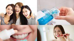 5 วิธีดูแลสุขภาพฟัน ให้เป็นผู้หญิงฟันสวย - สุขภาพในช่องปาก