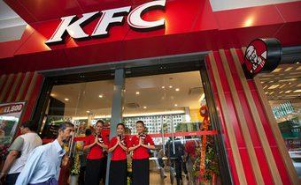 KFC สาขาแรกในเมียนมาเปิดบริการแล้ว