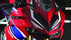 Honda CBR250RR สีใหม่ Tricolor เตรียมพร้อมเปิดตัวที่ญี่ปุ่น