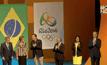 บราซิลจัดพิธีนับถอยหลัง 1 ปี สู่โอลิมปิก