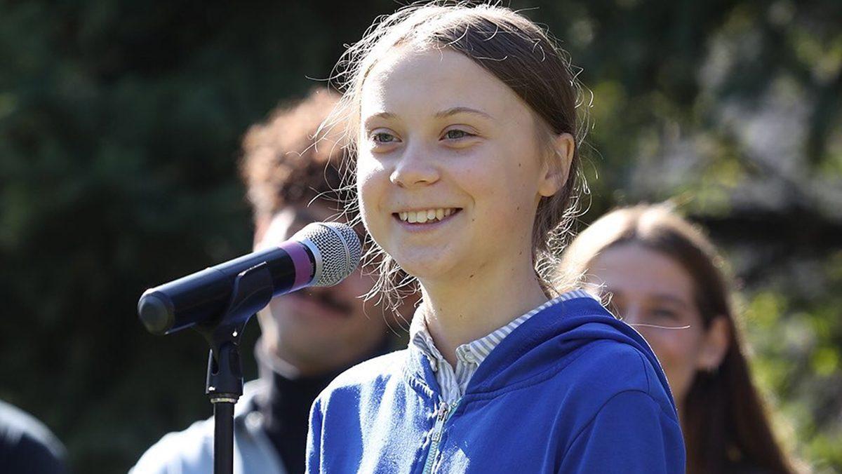 ตามรอย เกรย์ตา ทุนเบิร์ก เด็กหญิงชาวสวีเดน ผู้ปลุกพลังเยาวชนเปลี่ยนโลกให้ดีขึ้น