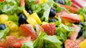 เมนู สลัดผลไม้ ผักกรอบอร่อยต้านโรค