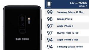 ผงาด!! Samsung Galaxy S9+ ขึ้นเบอร์ 1 กล้องสมาร์ทโฟนดีที่สุดในโลก