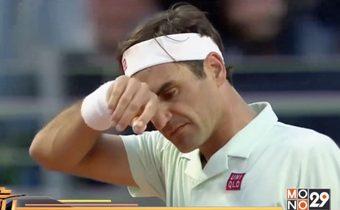 """""""บิ๊กทรี"""" พาเหรดเข้ารอบ 8 คนเทนนิสที่อิตาลี"""