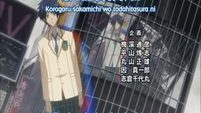 Chaos Head Opening