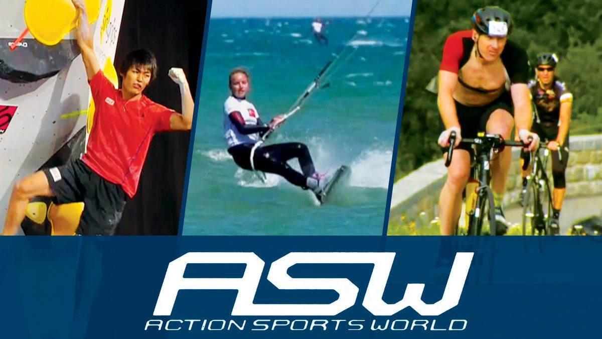 รายการ Action Sports World Season18 | EP.4 [FULL]