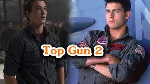 Top Gun 2 ยืนยัน!! ไมล์ส เทลเลอร์ ลงชื่อแสดงคู่ ทอม ครูซ