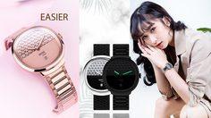 นาฬิกาผู้หญิงที่มาแรง ด้วยดีไซน์และคุณภาพต้องยกให้ WISE รุ่น Easier