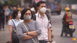 บิ๊กตู่ ห่วงฝุ่นพิษ PM 2.5 แนะ ปชช. สวมหน้ากากป้องกัน