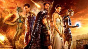 ผจญสงครามทวยเทพ และ อภิมหาอสุรกาย ในตัวอย่างซูเปอร์โบลว์จาก Gods of Egypt