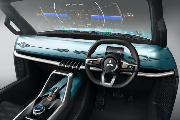 Mitsubishi MI-Tech Concept