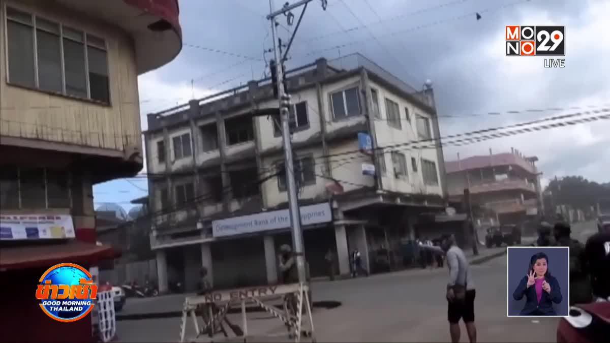 ระเบิด 2 ครั้งทางตอนใต้ฟิลิปปินส์ เสียชีวิต 14 คน