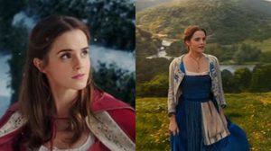เอ็มม่า วัตสัน ในหนังเรื่อง Beauty and the Beast