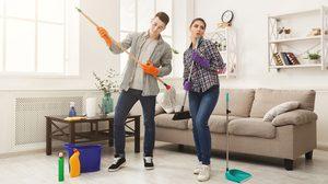 รวมเคล็ดลับ ทำความสะอาดบ้าน ต้อนรับปีใหม่