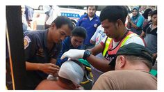 A Russian Man Got an Ear-Sliced Off After a Fight With a Vendor in Patong