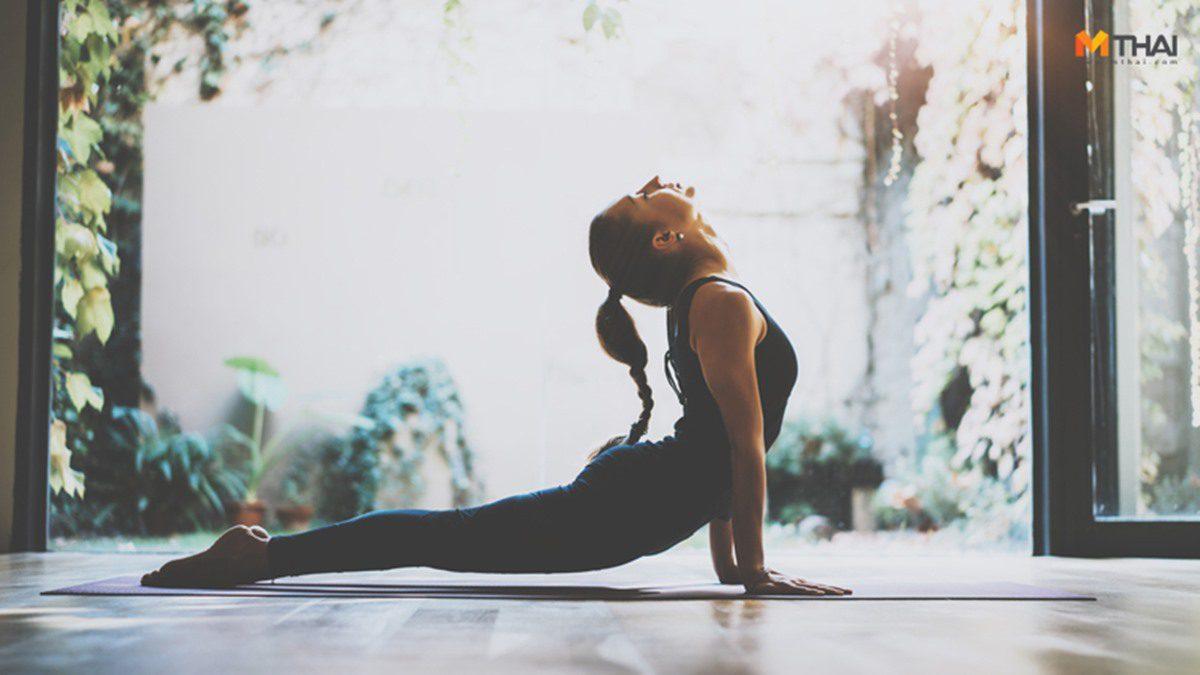 5 ท่าออกกำลังกาย ทำเองที่บ้าน ที่จะช่วยให้คุณมีรูปร่างที่ดีขึ้นในพริบตา