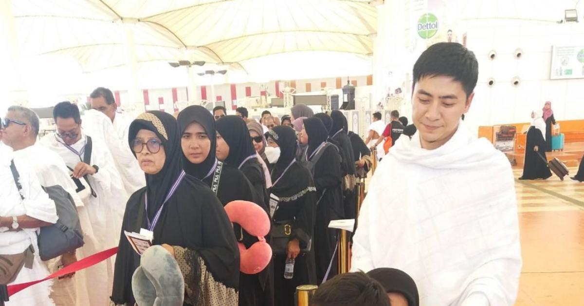 ผู้แสวงบุญชาวไทย เดินทางถึงซาอุฯ แล้วกว่า 7,000 คน