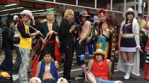 งานคอสเพลย์ Nipponbashi Street Festa ครั้งที่ 8