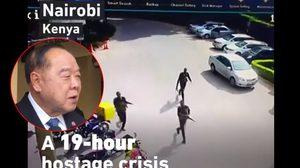 คนรุมถล่ม บิ๊กป้อม ปมสัมภาษณ์เพราะอาหารอร่อย โจมตีโรงแรมดุสิตธานีที่เคนยา
