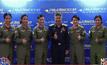 ทอ.เปิดตัวนักบินหญิง 5 คนแรกของไทย