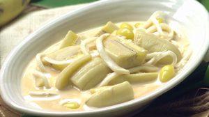 วิธีทำ กล้วยนมสดมะพร้าวอ่อน ขนมหวานที่สายรักสุขภาพกินได้สบายใจ