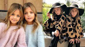 7 ขวบยังสวยขนาดนี้! 2 นางแบบรุ่นจิ๋ว ที่ถูกยกให้เป็น ฝาแฝดที่น่ารักที่สุดในโลก