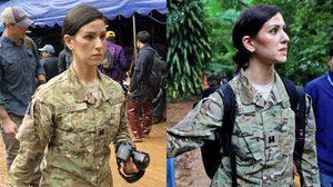 เจสสิกา เตท์ ทหารหญิงจากกองทัพสหรัฐฯ