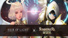 Heir of Light ฉลอง 1 ปี จับตัวละคร Summoners War เข้าเกมเป็น 5 ดาว!