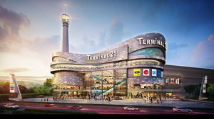 เปิดแล้ว! เทอร์มินอล 21 โคราช มาพร้อม Sky Deck หอคอยสุดอลังฯ ชมวิวเมือง
