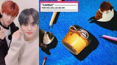 """อูจิน – แดฮวี สองหนุ่ม BRANDNEW MUSIC ปล่อยซิงเกิ้ลน่ารักละมุนหู """"Candle"""""""