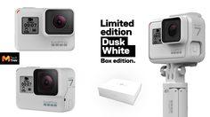 GoPro เปิดตัว GoPro HERO7 Black ลิมิเต็ด เอดิชั่น สีขาว