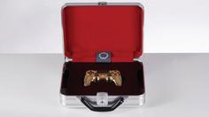 เหล่าเกมเมอร์อยากเปย์กันไหม? จอย PS4 ทองพร้อมปุ่มฝังเพชรจาก Brikk
