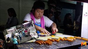 คนไทยใจดี! แห่อุดหนุนขนมโตเกียว 'น้องกิจ' เด็กน้อยวัย 14 สู้ชีวิต